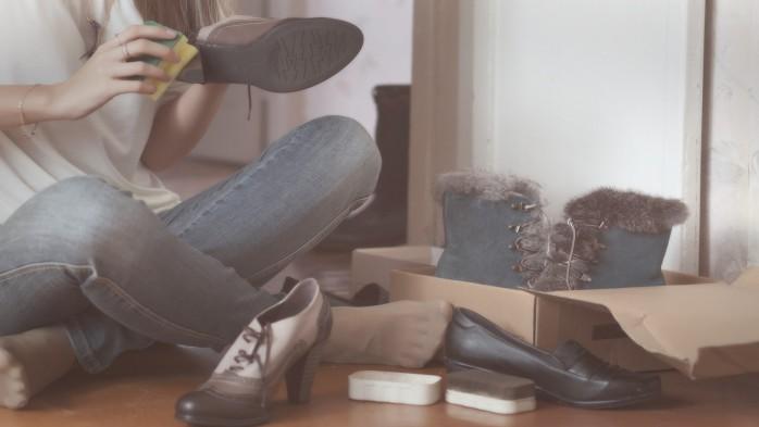 linha manutenção e conservação de calçados palterm