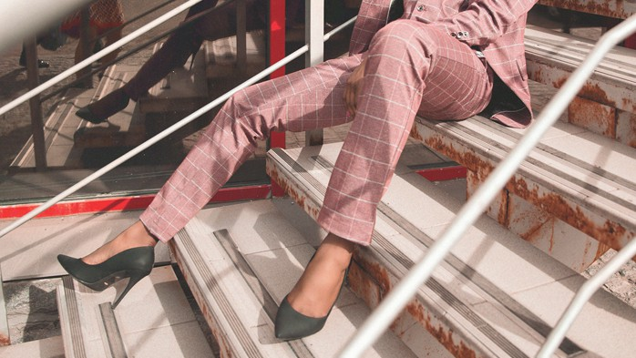 calçados clássicos