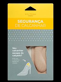 Segurança de calcanhar tecido Palterm