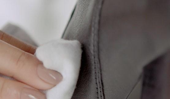 Produtos Palterm para manutenção e conservação de calçados para couro