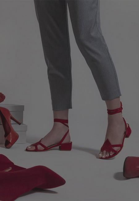 Linha Palterm: Ajuste do calçado ao pé